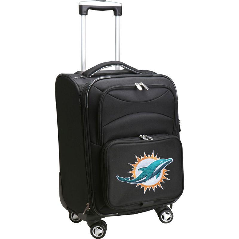 デンコスポーツ メンズ スーツケース バッグ NFL 20 Domestic Carry-On Spinner Miami Dolphins