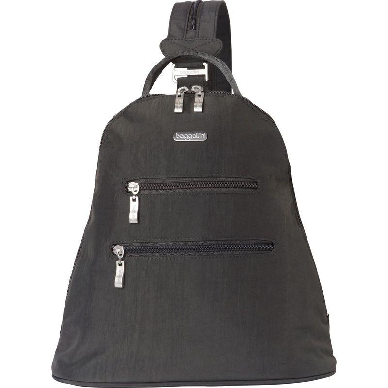 バッガリーニ メンズ バックパック・リュックサック バッグ RFID Inspire Backpack - Exclusive Charcoal