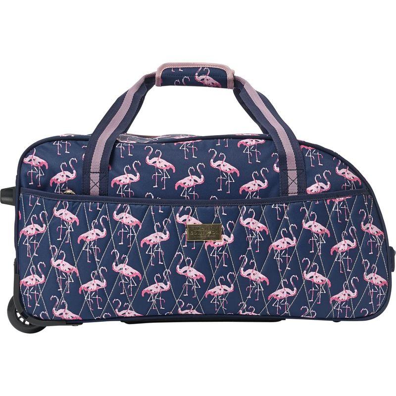 マクベス メンズ スーツケース バッグ On Vacay 21.5 Carry-On Rolling Duffel Blue