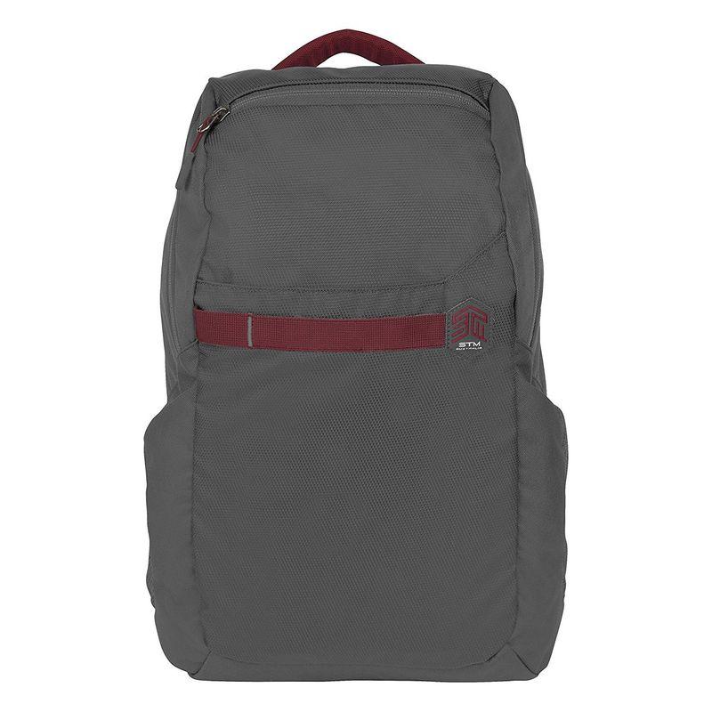 STMグッズ メンズ スーツケース バッグ Saga 15-inch Laptop Backpack Granite Grey