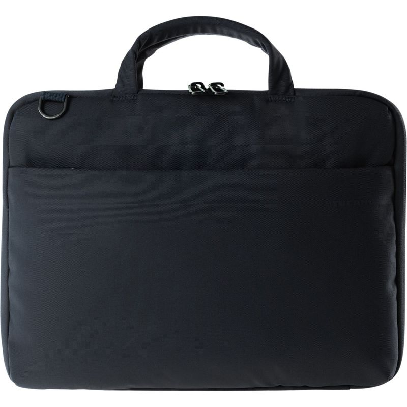 ツカーノ メンズ スーツケース バッグ Darkolor 14 Laptop Slim Bag Black