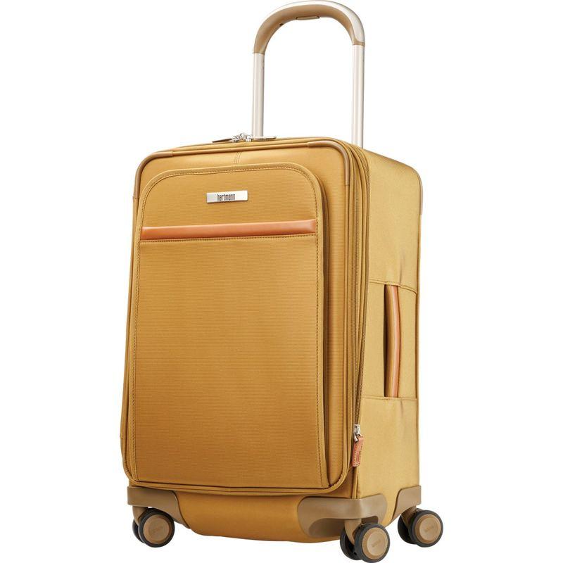 ハートマンラッゲージ メンズ スーツケース バッグ Metropolitan 2 Global Carry On Expandable Spinner Safari