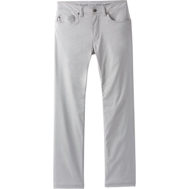 プラーナ メンズ カジュアルパンツ ボトムス Brion Pant 36 Inseam Grey