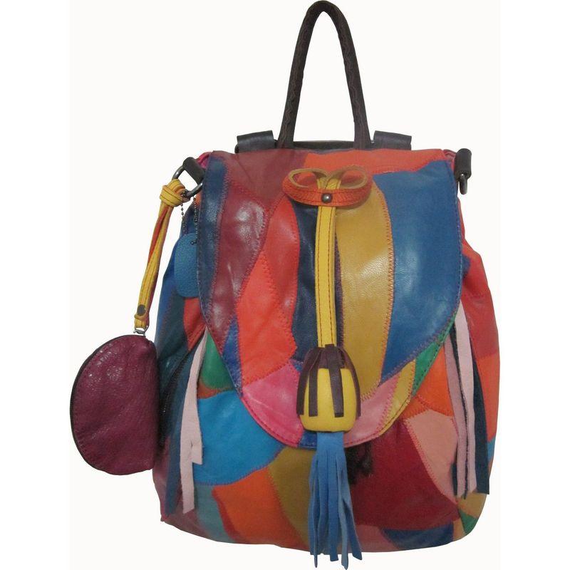 アメリ メンズ バックパック・リュックサック バッグ Betsy Backpack Rainbow