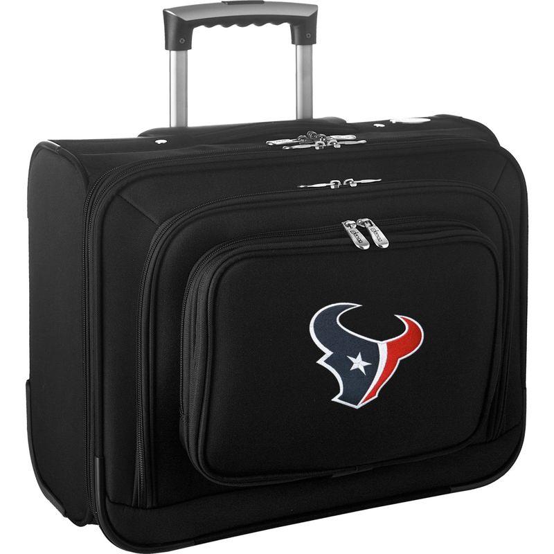 デンコスポーツ メンズ スーツケース バッグ NFL 14 Laptop Overnighter Houston Texans