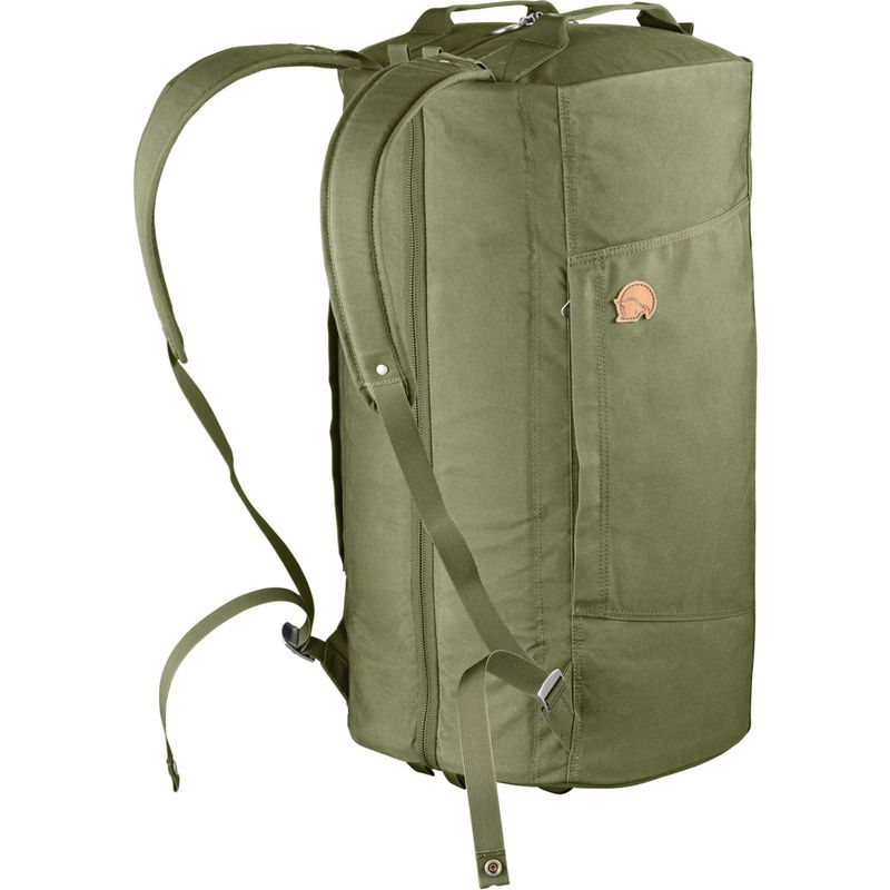 フェールラーベン メンズ スーツケース バッグ Splitpack Large Duffel Green
