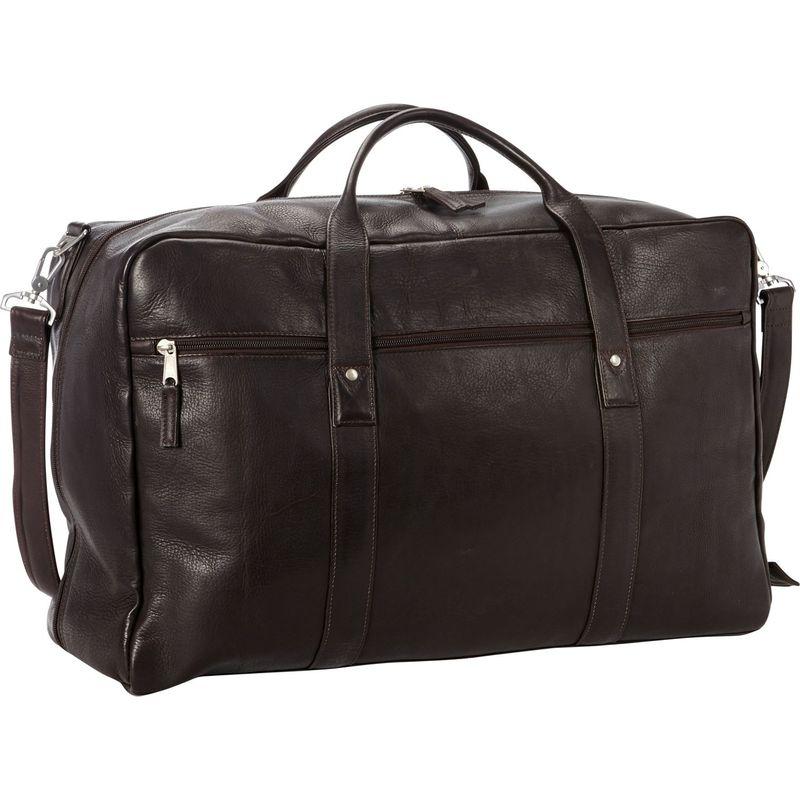 ピーターソン メンズ スーツケース バッグ Garment Travel Duffle Brown