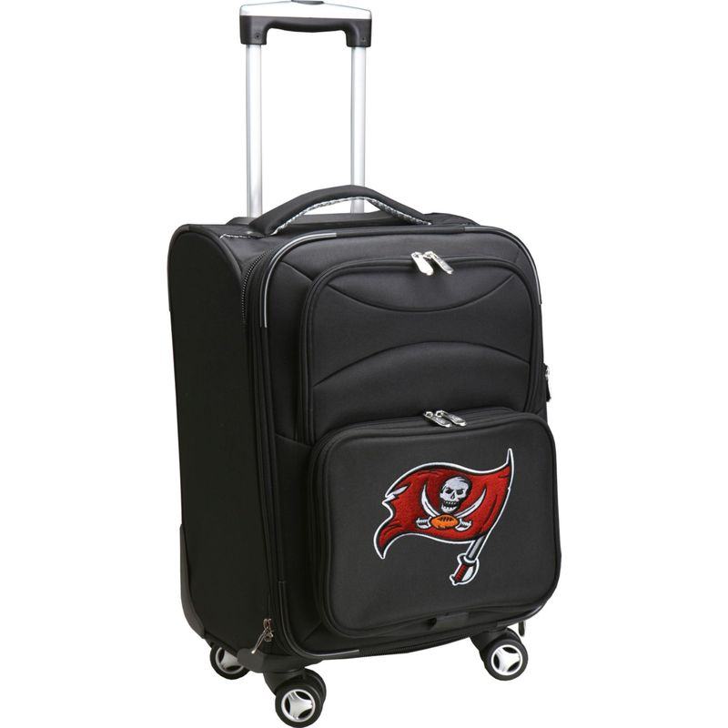 デンコスポーツ メンズ スーツケース バッグ NFL 20 Domestic Carry-On Spinner Tampa Bay Buccaneers