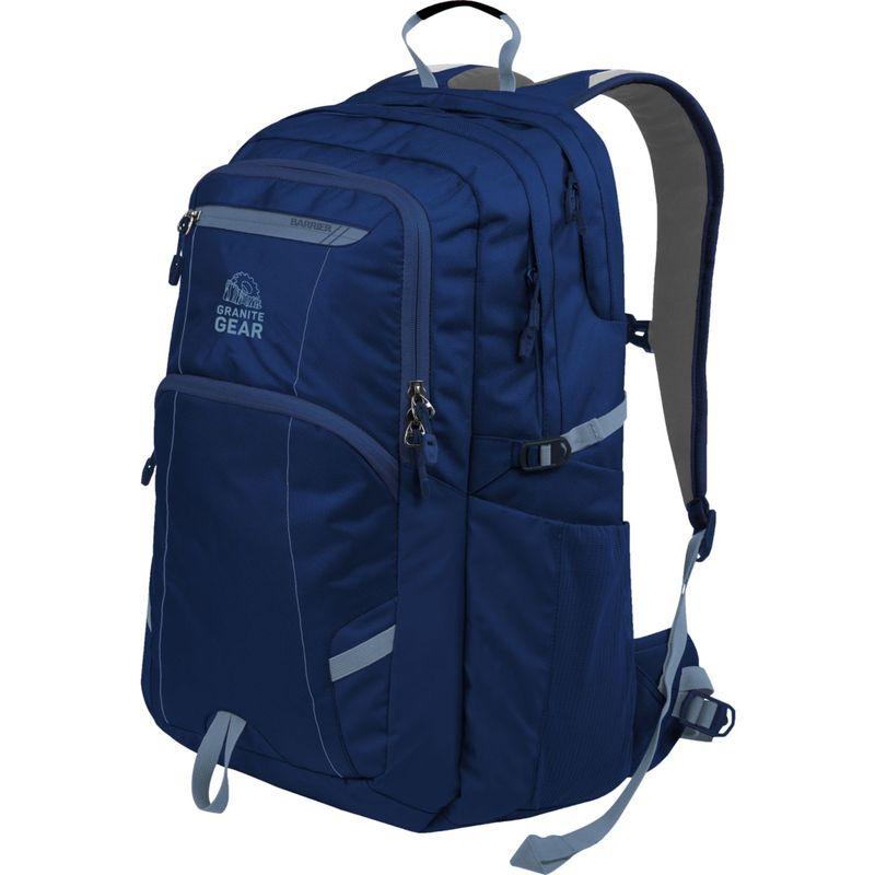 グラナイトギア メンズ バックパック・リュックサック バッグ Sawtooth Laptop Backpack Midnight Blue/Rodin