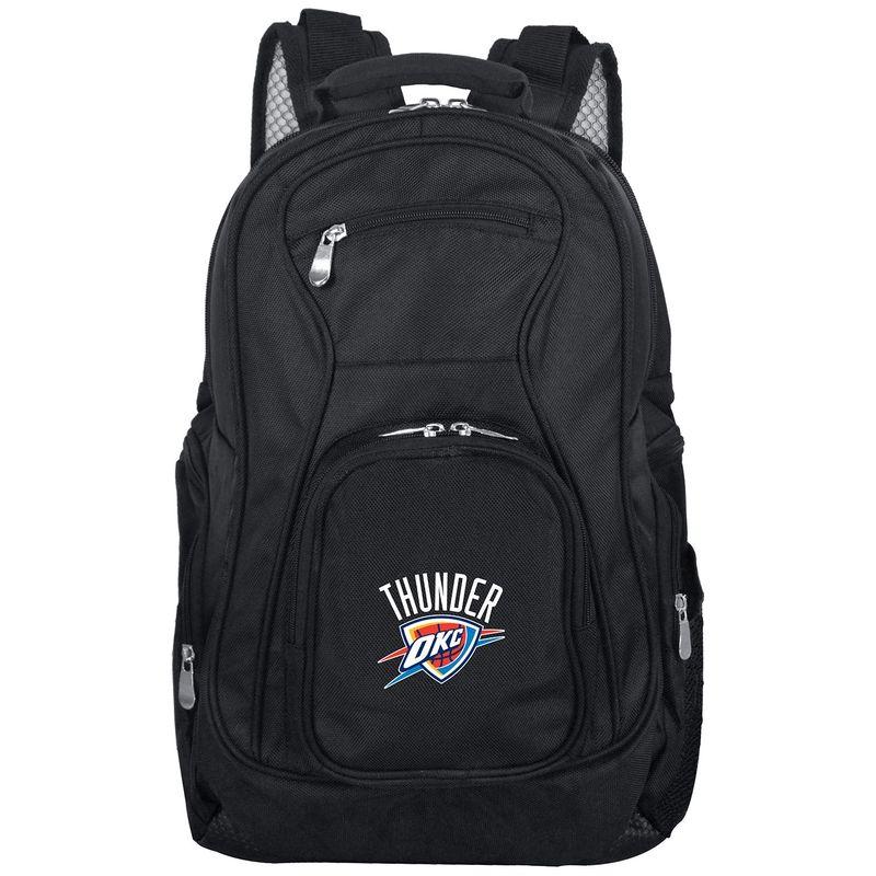デンコスポーツ メンズ バックパック・リュックサック バッグ NBA 19 Laptop Backpack Oklahoma City Thunder