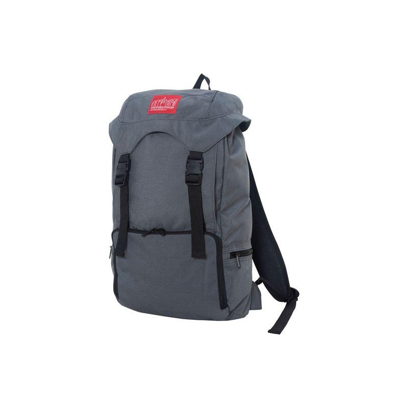 マンハッタンポーテージ メンズ バックパック・リュックサック バッグ Hiker Backpack 3 Gray
