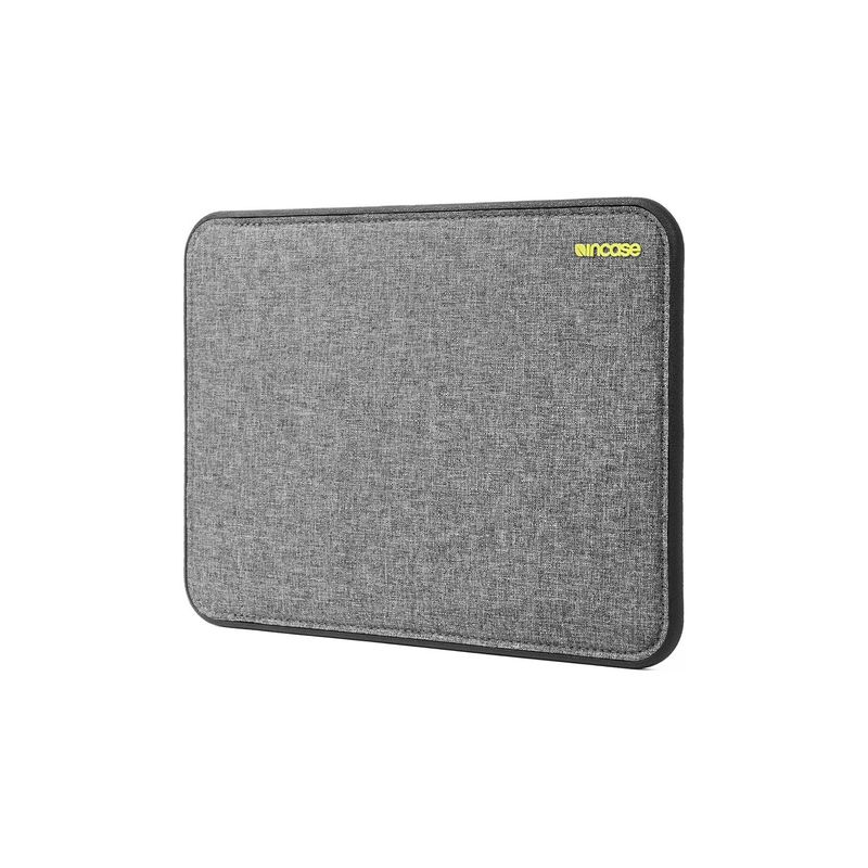 インケース メンズ スーツケース バッグ Icon Sleeve with Tensaerlite 12 MacBook Heather Gray/Black