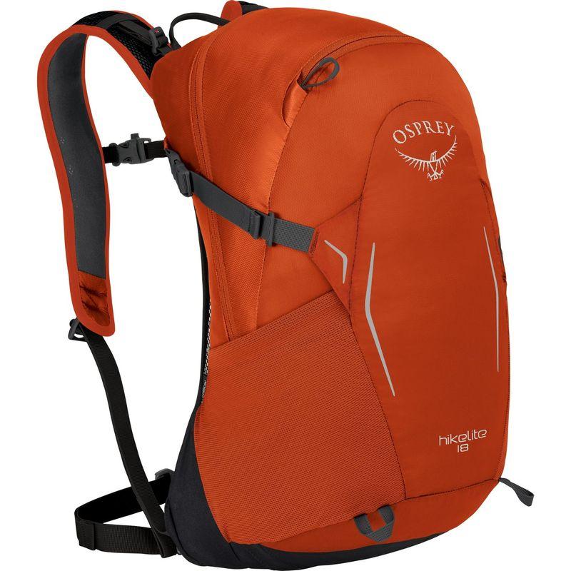 オスプレー メンズ バックパック・リュックサック バッグ Hikelite 18 Hiking Backpack Kumquat Orange