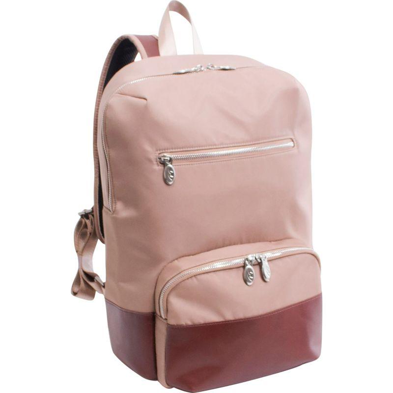 マックレイン メンズ バックパック・リュックサック バッグ Brooklyn Laptop Backpack Khaki
