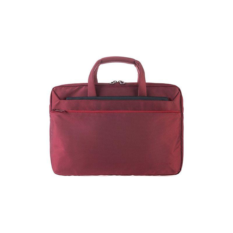 ツカーノ メンズ スーツケース バッグ Work_Out 3 MacBook Pro 13 and Ultrabook 13 Slim Case Red