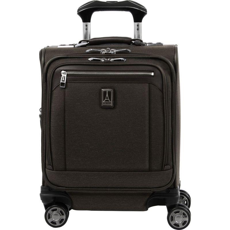 トラベルプロ メンズ スーツケース バッグ Platinum Elite Carry-On Spinner Tote Rich Expresso