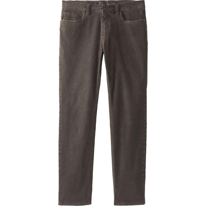 プラーナ メンズ カジュアルパンツ ボトムス Sustainer Cord Pant 32 Inseam Scorched Brown