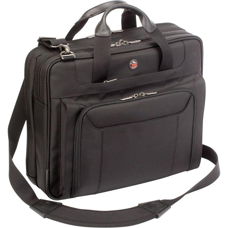 ターグス メンズ スーツケース バッグ Zip-Thru Corporate Traveler 15.4 Notebook Case Black