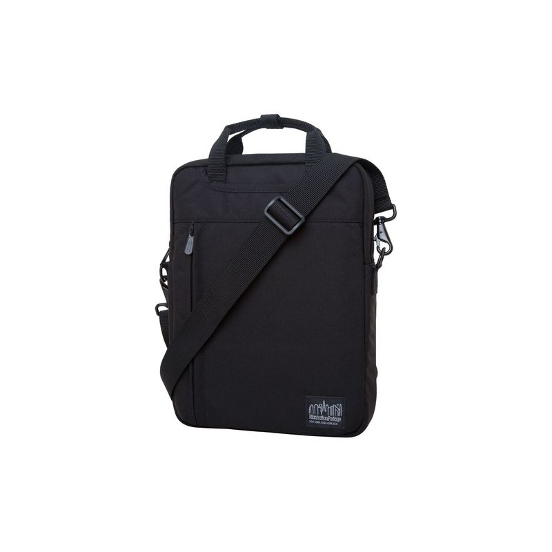 マンハッタンポーテージ メンズ ショルダーバッグ バッグ Commuter Jr. 13 Laptop Bag Black