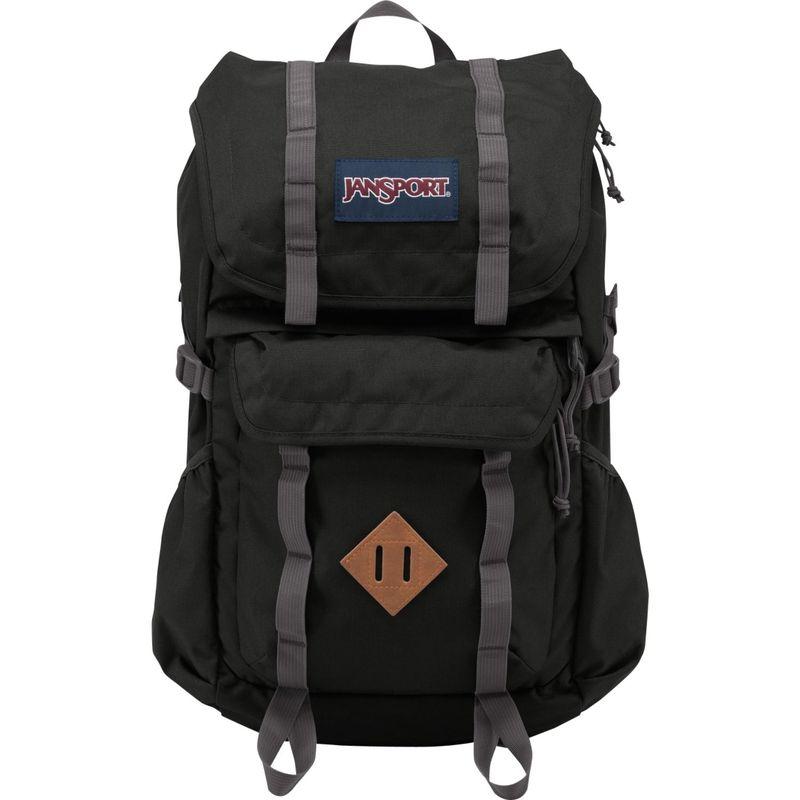ジャンスポーツ メンズ バックパック・リュックサック バッグ Javelina Laptop Backpack Black