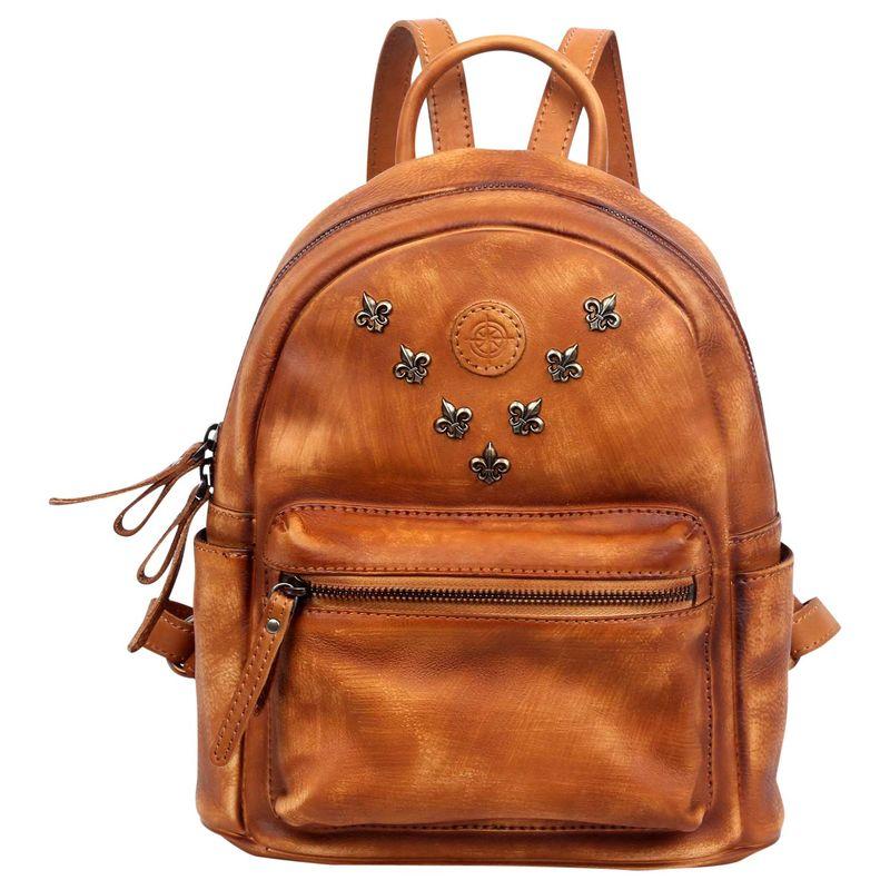 オールドトレンド メンズ バックパック・リュックサック バッグ Petti Backpack Chestnut