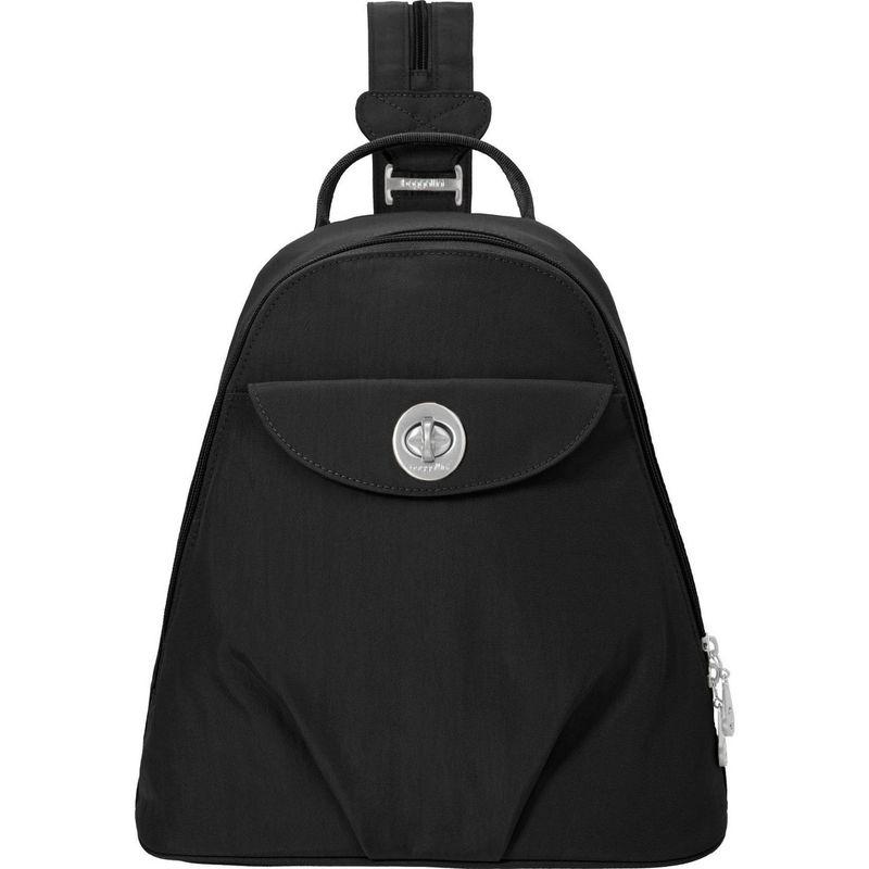 バッガリーニ メンズ バックパック・リュックサック バッグ Dallas Convertible Backpack Black