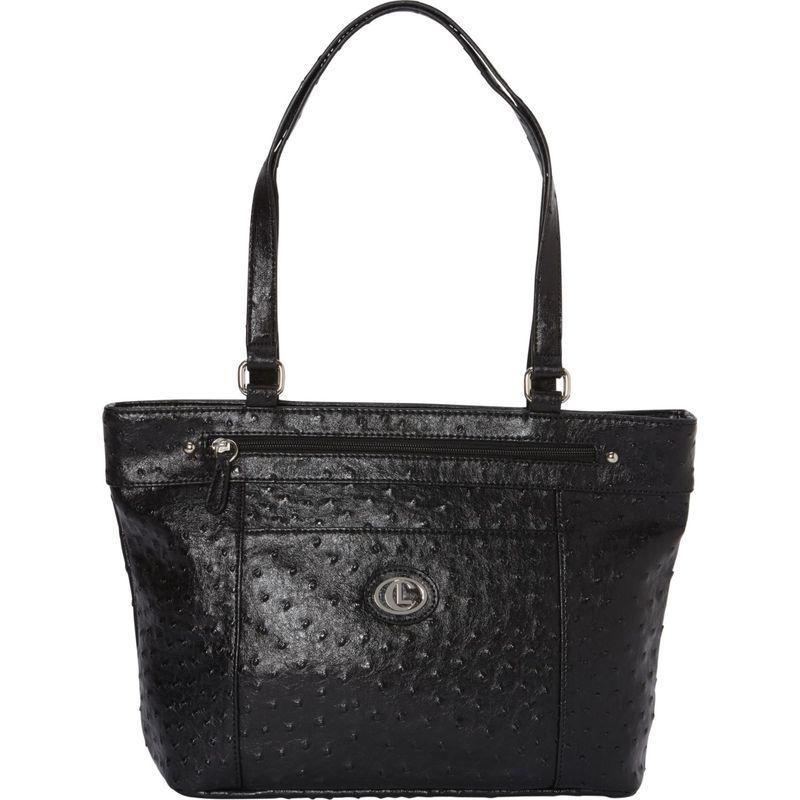 アウリールキャリーランド メンズ トートバッグ バッグ Ostrich Shopper Tote Black