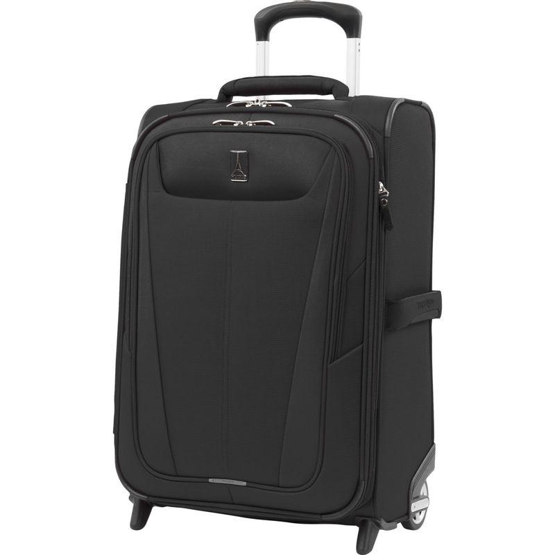 トラベルプロ メンズ スーツケース バッグ Maxlite 5 22 Carry-On Rollaboard Black