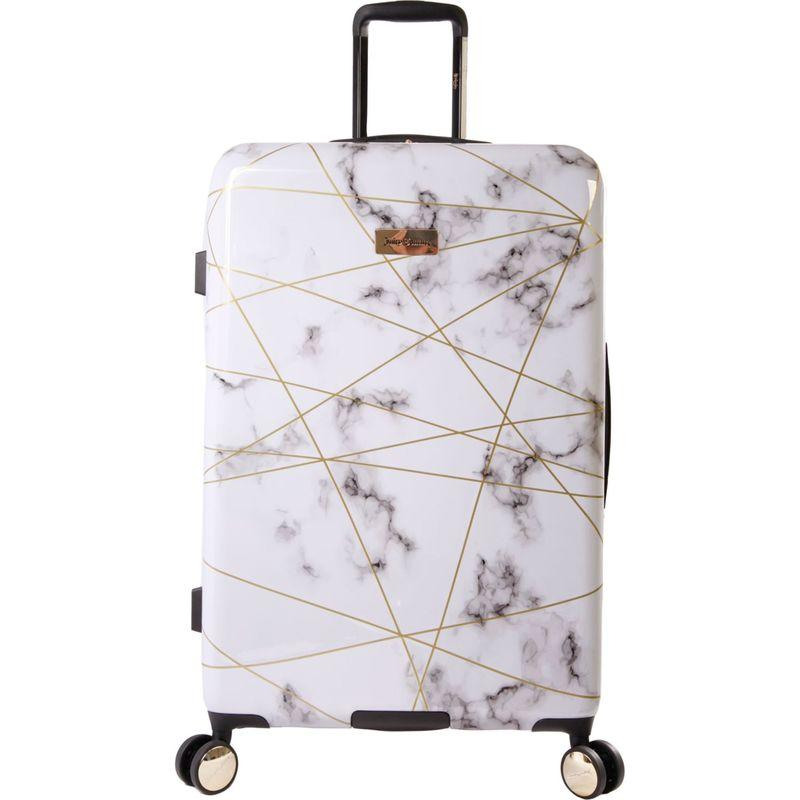 ジューシークチュール メンズ スーツケース バッグ Juicy Vivian 29 Spinner Marble Web