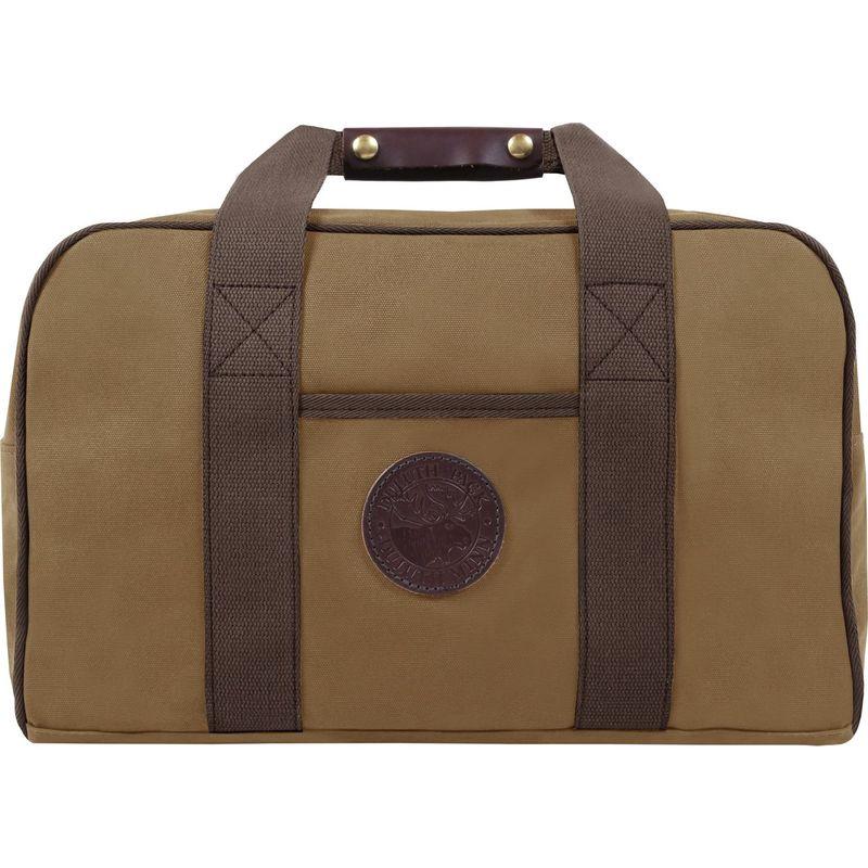 ダルースパック メンズ スーツケース バッグ Small Safari Duffel Wax Khaki