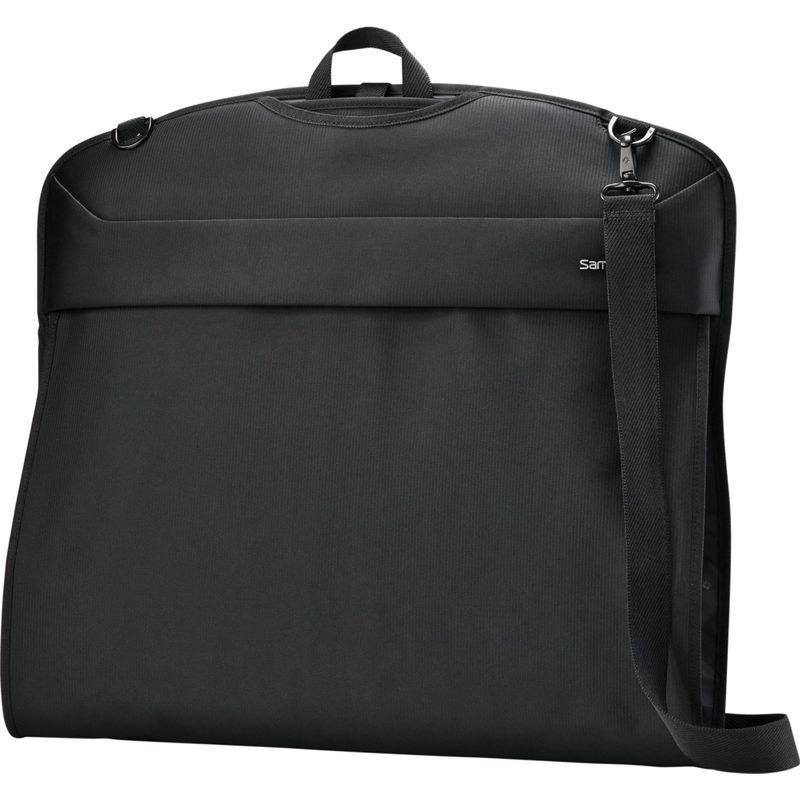 サムソナイト メンズ スーツケース バッグ Flexis Garment Sleeve Jet Black