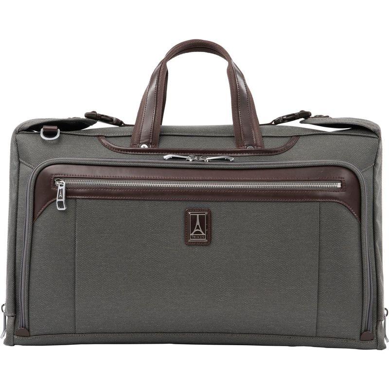トラベルプロ メンズ スーツケース バッグ Platinum Elite Tri-Fold Carry-On Garment Bag Vintage Grey