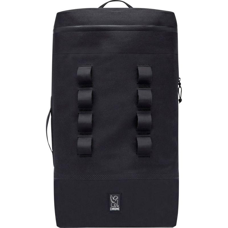 クローム インダストリーズ メンズ スーツケース バッグ Urban Ex Gas Can Pack 22L Black/Black