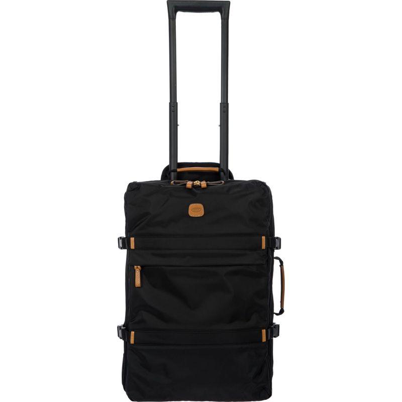 ブリックス メンズ スーツケース バッグ X-Travel Montagne 21 Lightweight Rolling Carry-On Black