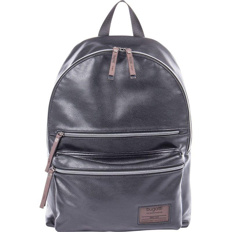 ブガッティ メンズ スーツケース バッグ Moto-D Backpack Black