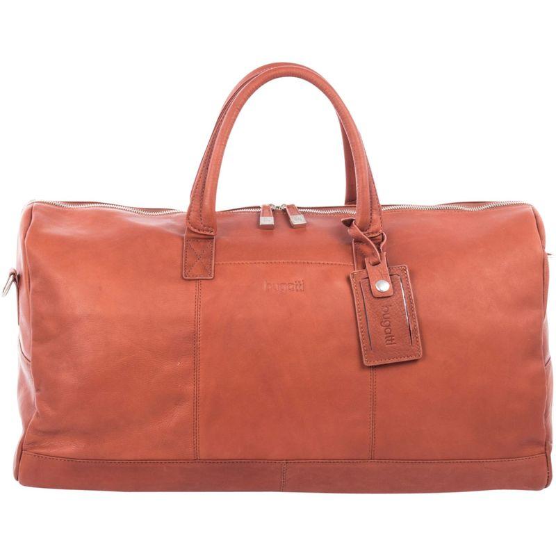 ブガッティ メンズ ボストンバッグ バッグ Sartoria Duffle Bag Cognac