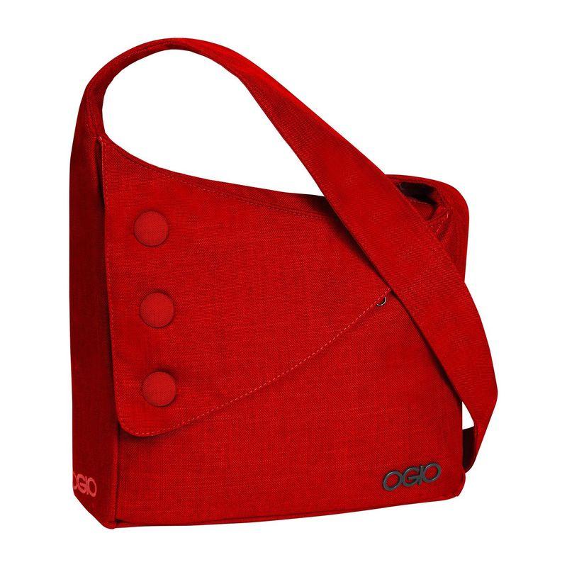 オギオ メンズ ショルダーバッグ バッグ Brooklyn Shoulder Bag Red