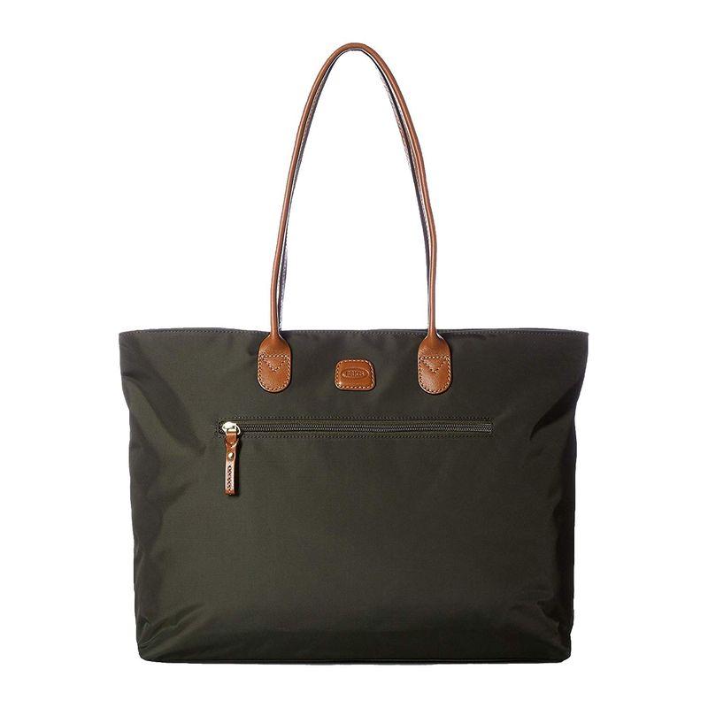 ブリックス メンズ スーツケース バッグ X-Travel Ladies Commuter Tote Olive