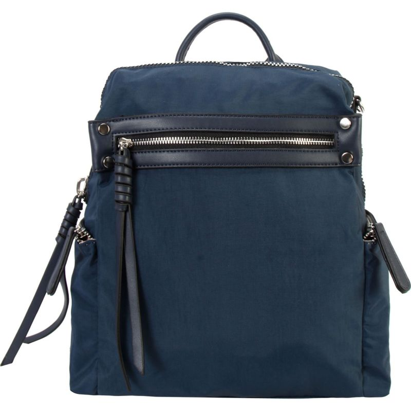ディオフィ メンズ バックパック・リュックサック バッグ Fashion Two Way Lightweight Backpack Blue