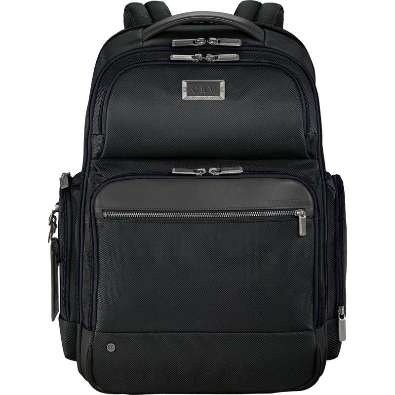 ブリグスアンドライリー メンズ スーツケース バッグ @work Large Cargo Laptop Backpack Black