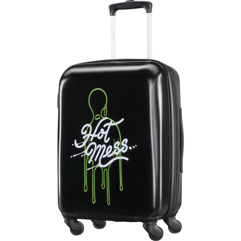 アメリカンツーリスター メンズ スーツケース バッグ Slime 20 Hardside Spinner Carry-On Slime