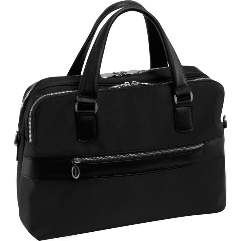 マックレイン メンズ スーツケース バッグ Hartford Brief Black