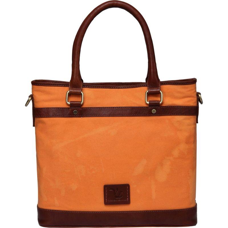 ビンセンゾレザー メンズ ショルダーバッグ バッグ Alessandra Shoulder Bag Orange