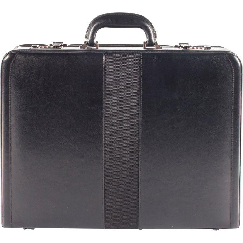 ブガッティ メンズ スーツケース バッグ Jeffrey Attache Case Black