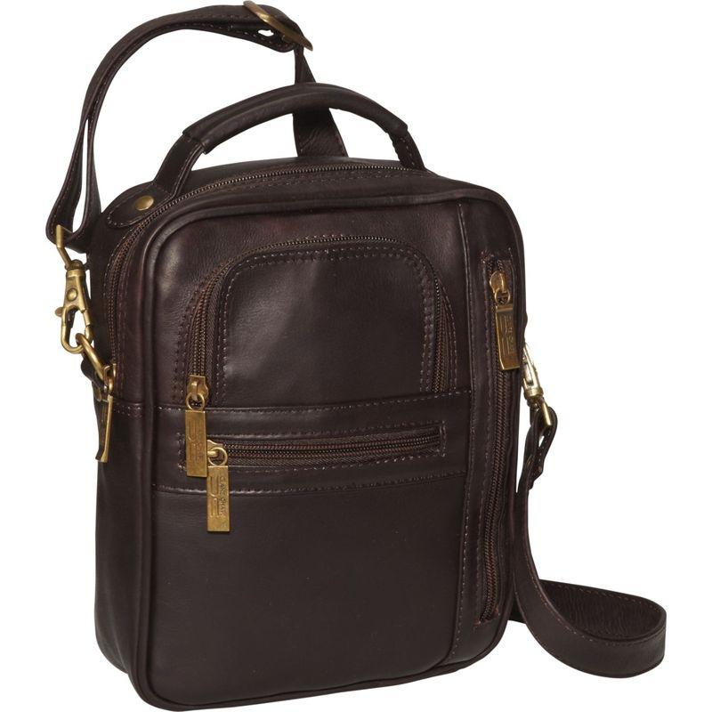 クレアーチャイス メンズ ショルダーバッグ バッグ Medium Man Bag Cafe