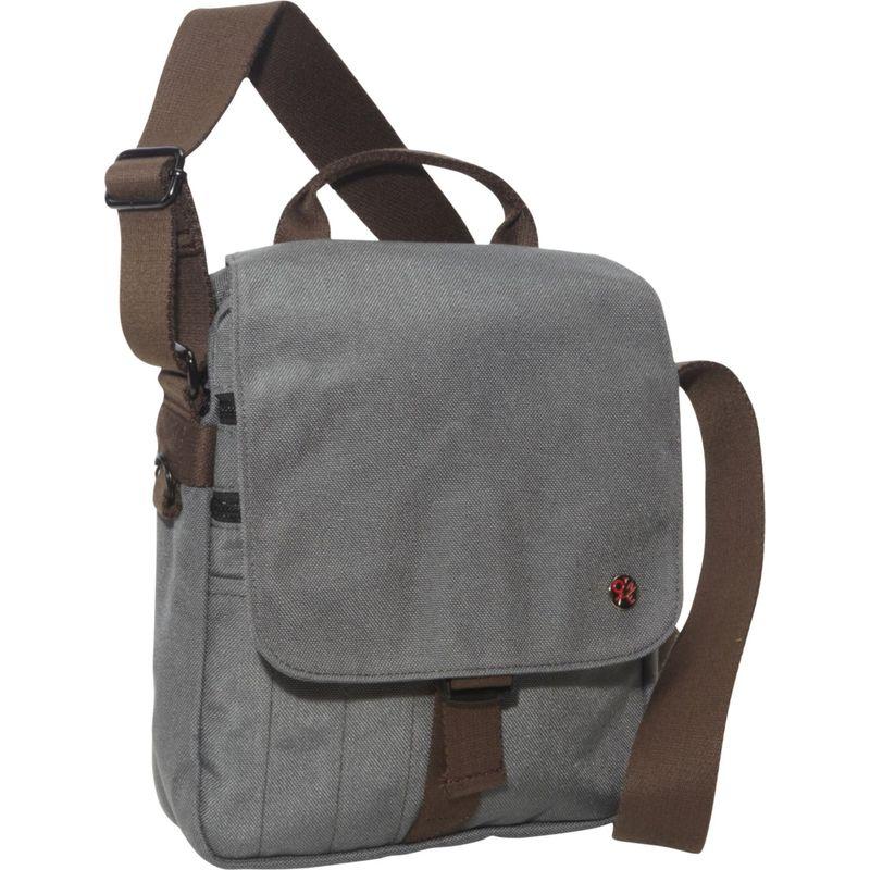 トーケン メンズ ショルダーバッグ バッグ Fulton Mini Bag (B) Grey