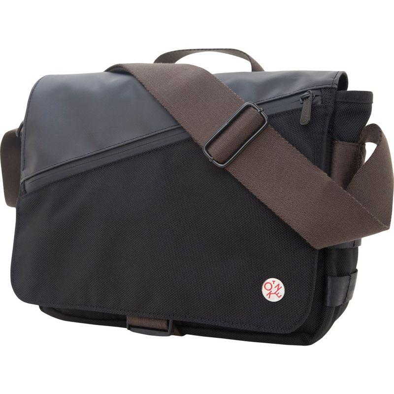 トーケン メンズ ショルダーバッグ バッグ Grand Army Shoulder Bag (S) Black