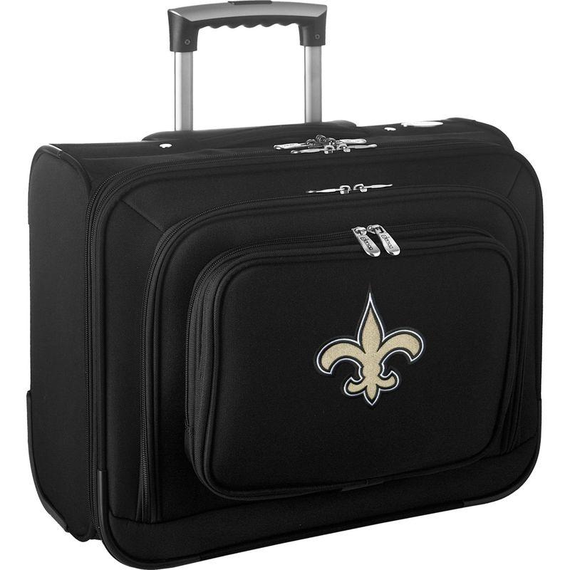 デンコスポーツ メンズ スーツケース バッグ NFL 14 Laptop Overnighter New Orleans Saints