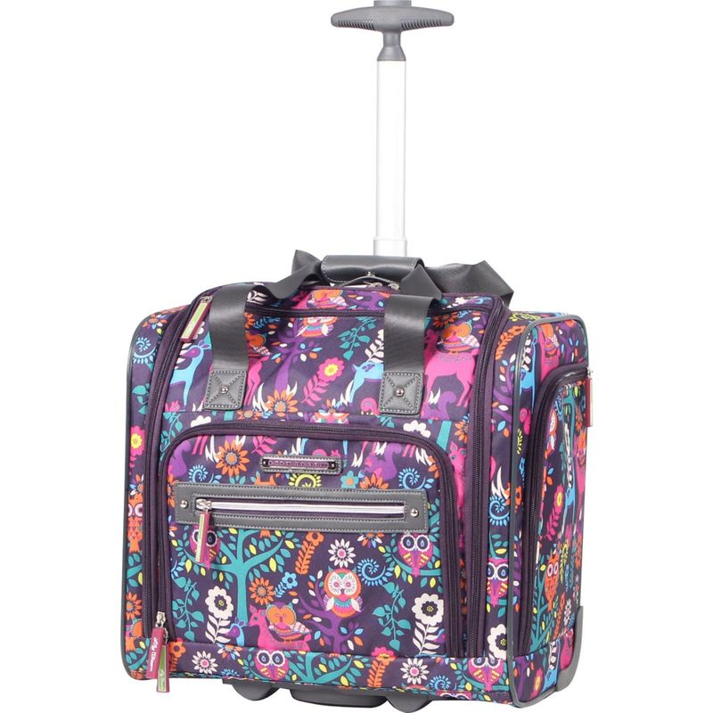 リリーブルーム メンズ スーツケース バッグ Underseat Bag Wilwoods
