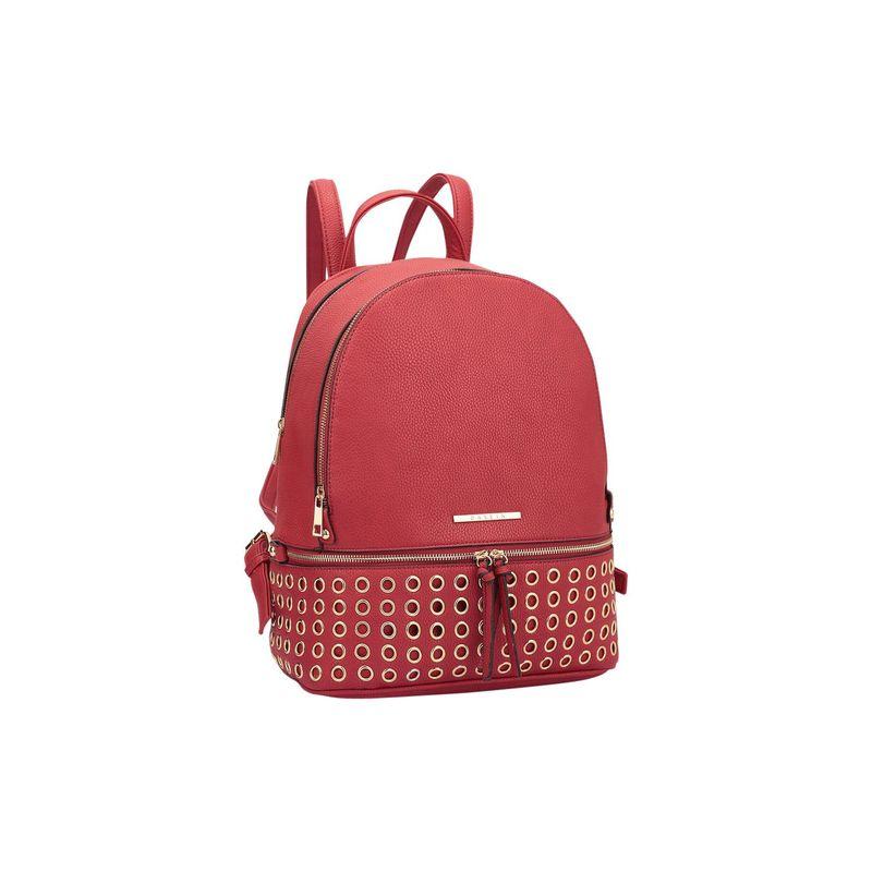 ダセイン メンズ バックパック・リュックサック バッグ Round Studded Backpack Red